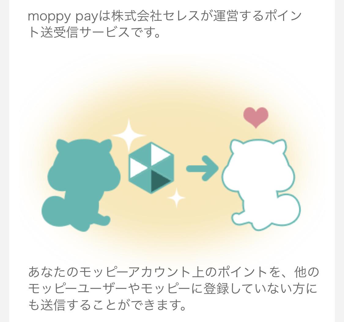 moppy pay(モッピーペイ)とは
